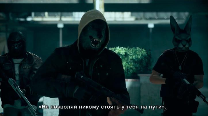 """Battlefield Hardline """"Criminal Activity"""". Новые бандитские маски - горилла и зайчик"""