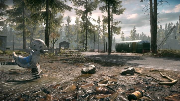 Battlefield Hardline Criminal Activity Backwoods Map