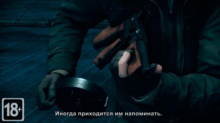 Battlefield Hardline Criminal Activity Пистолет-пулемёт Томпсона