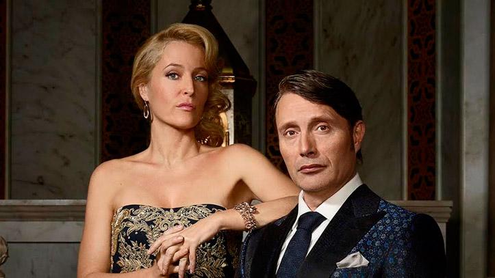 Третий сезон сериала «Ганнибал» (Hannibal) стартует 4 июня