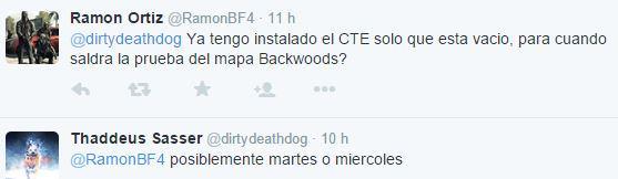 """На этой неделе в Battlefield Hardline CTE попадет карта """"Backwoods"""" (Глухомань)"""