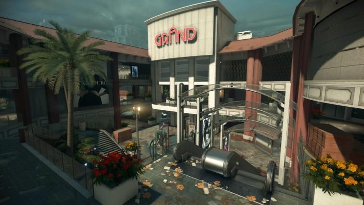 Карта Black Friday (Чёрная пятница) из дополнения Criminal Activity к Battlefield Hardline