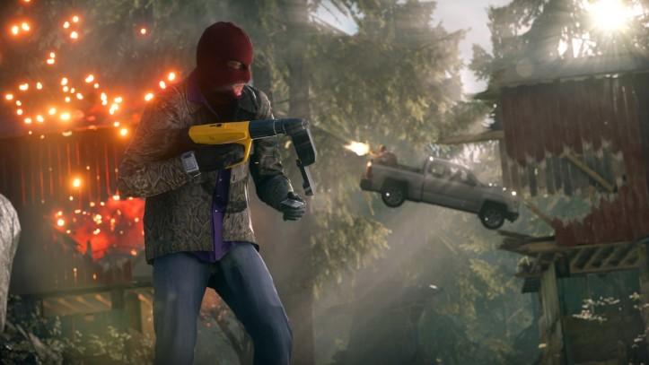Новые подробности о дополнении Criminal Activity (Преступность) к Battlefield Hardline