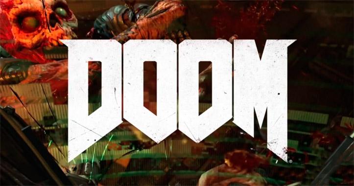 Новый Doom. Первый трейлер и геймплей