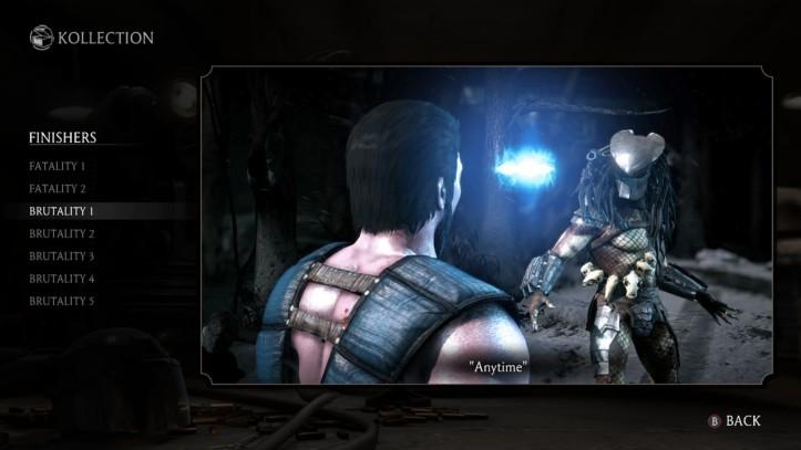Mortal Kombat Predator Brutality-4