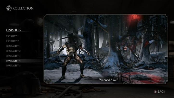 Mortal Kombat Predator Brutality-5