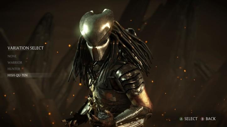 Mortal Kombat Predator Hish Qu Ten