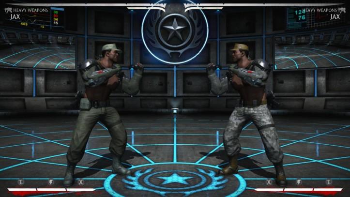Mortal Kombat Predator Pack Jax