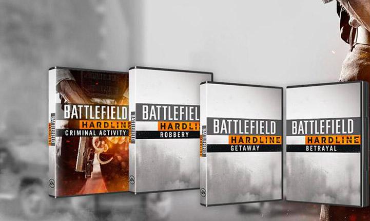 Премиум-пользователи Battlefield Hardline таки получат обещанные ништяки