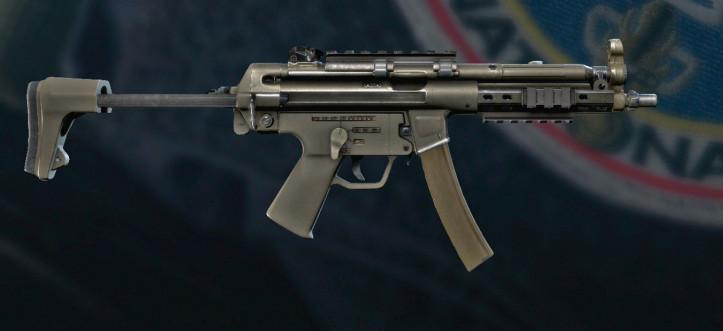Tom Clancy's Rainbow Six Siege - MP5