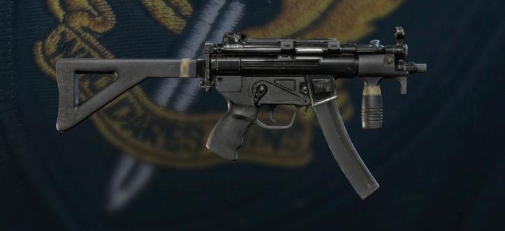 Tom Clancy's Rainbow Six Siege - MP5k