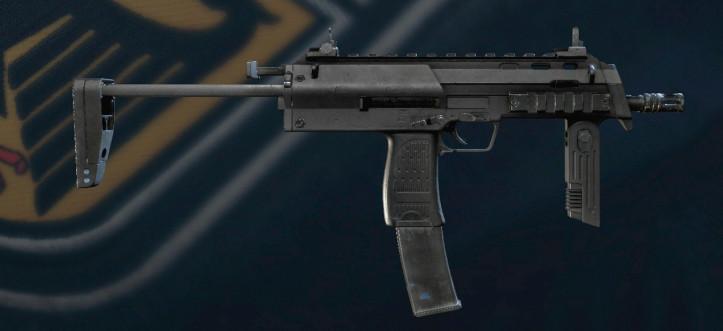 Tom Clancy's Rainbow Six Siege - MP7