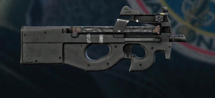 Tom Clancy's Rainbow Six Siege - P90