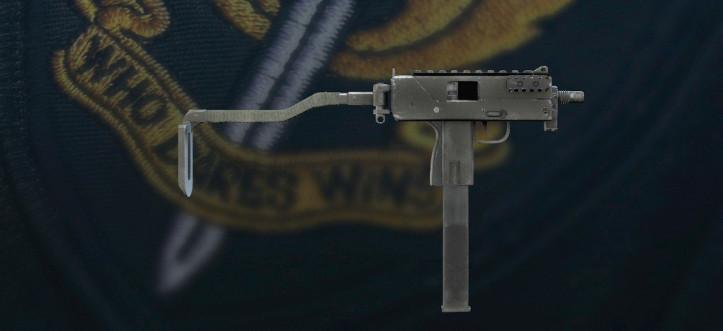 Tom Clancy's Rainbow Six Siege - SMG-11