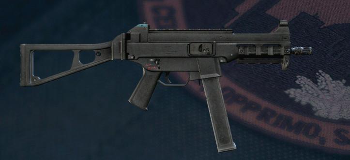 Tom Clancy's Rainbow Six Siege - UMP45