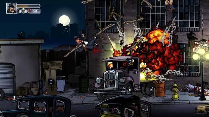 Guns, Gore & Cannoli. Мафия против Зомби