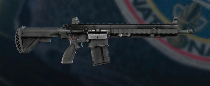 417 / Heckler & Koch HK417