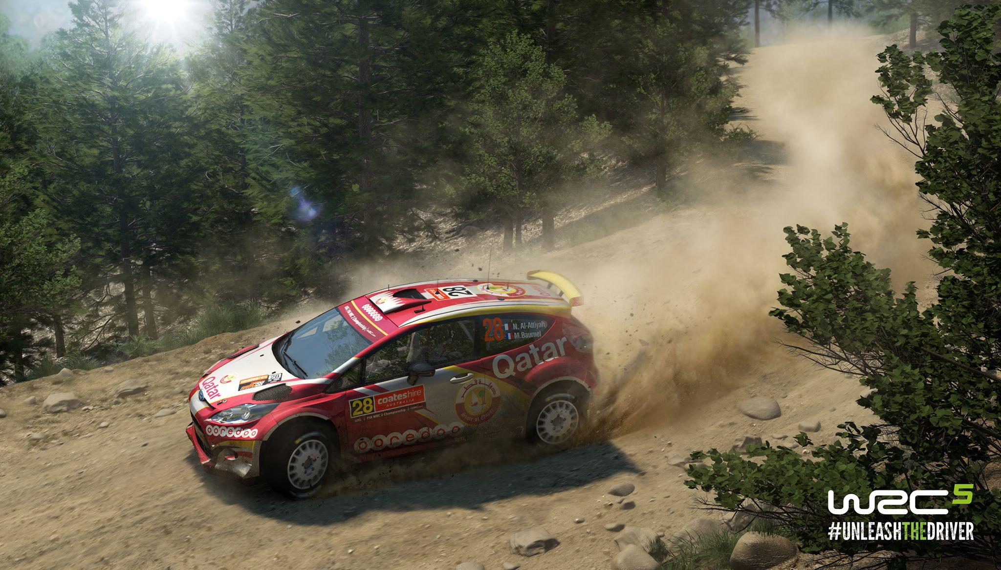 Wrc 5 fia world rally championship обзор