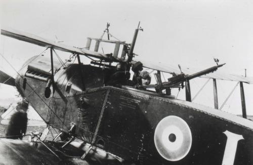 Авиационный пулемет Льюиса MKII