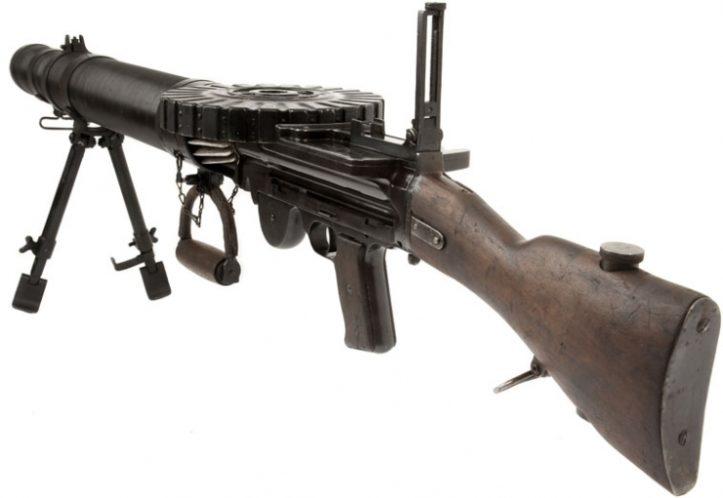 Пулемет системы Льюиса (Lewis Gun)