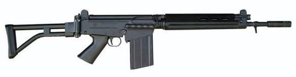Штурмовая винтовка IMBEL M964 A1 ParaFAL