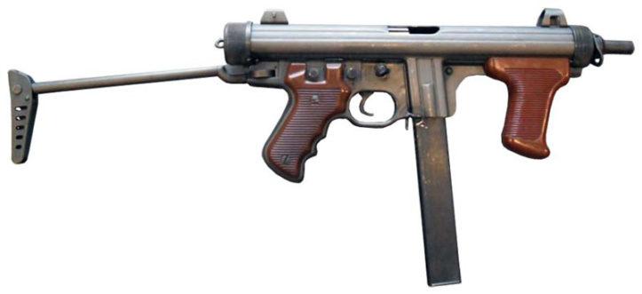 Пистолет-пулемет Beretta M12