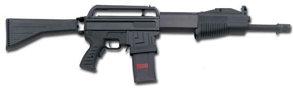 Боевое гладкоствольное ружье Franchi SPAS-15