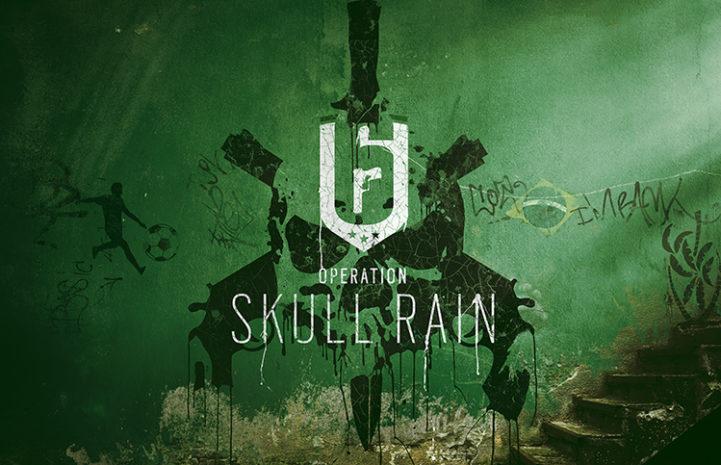 Информация о дополнении Operation Skull Rain к игре Rainbow Six Siege