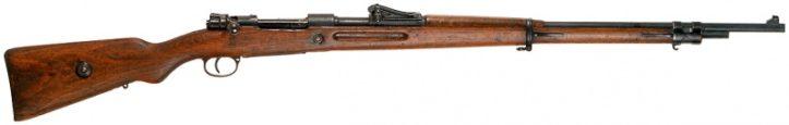 Винтовка Mauser Gewehr 1898 под патрон 7.92x57 мм.