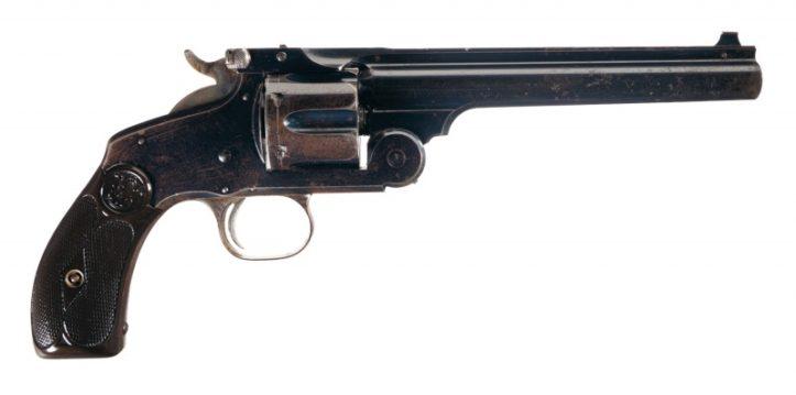 Smith & Wesson New Model No.3 - .45 S&W Schofield