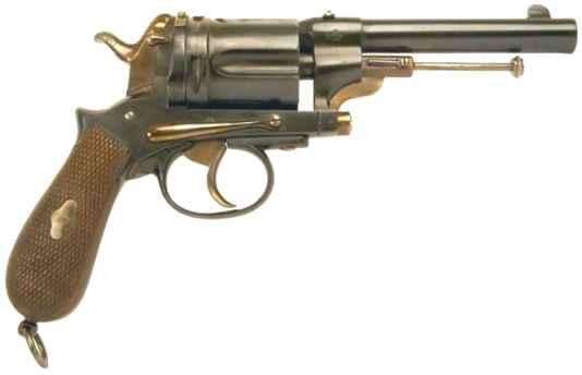 Gasser M1870/74 Montenegrin - 11.25x36mmR Gasser