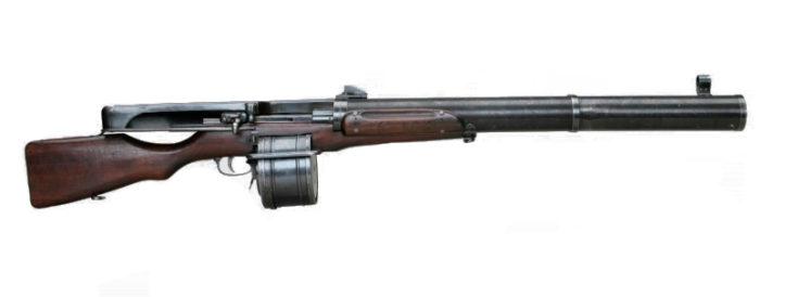 Huot Automatic Rifle - .303 British