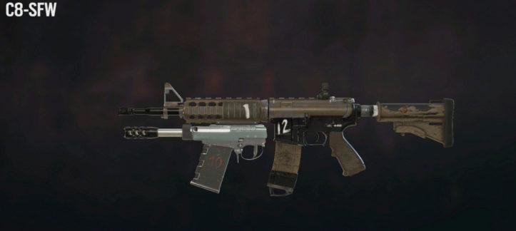 C8-SFW (Diemaco/Colt Canada C8 Carbine)