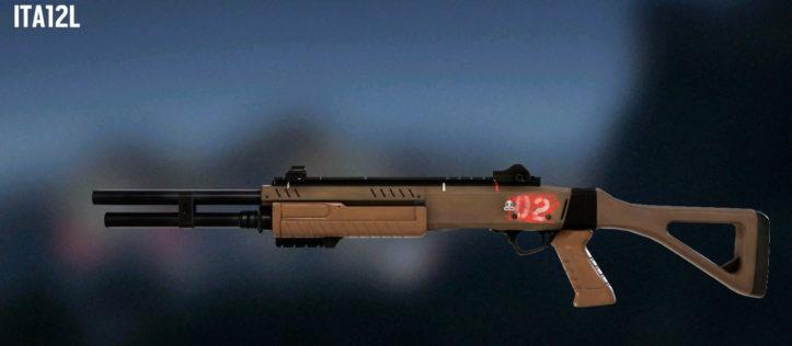 FABARM STF 12 Pistolgrip Initial