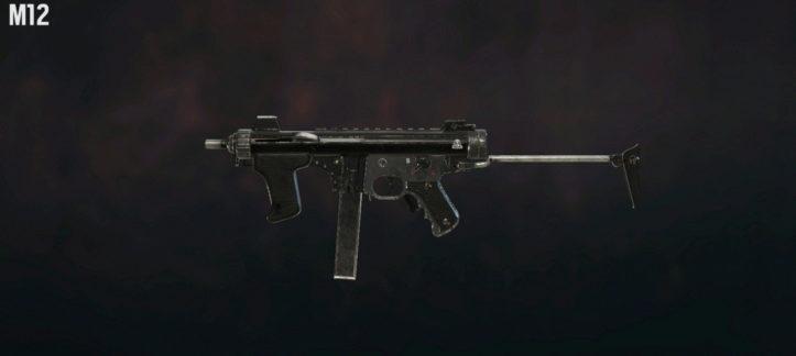 M12 (Beretta PM12S)