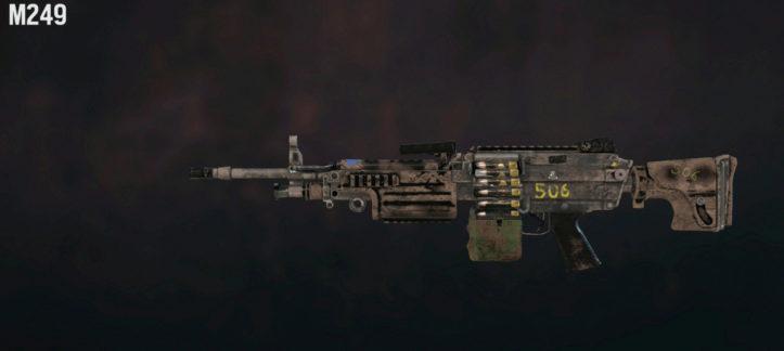 M249 (M249 Paratrooper SAW)