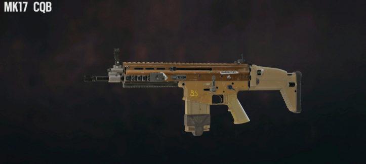 MK17 CQB (FN SCAR-H CQC)