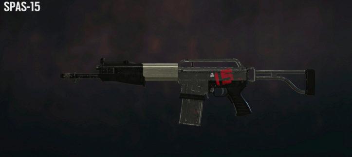 SPAS-15 (Franchi SPAS-15)