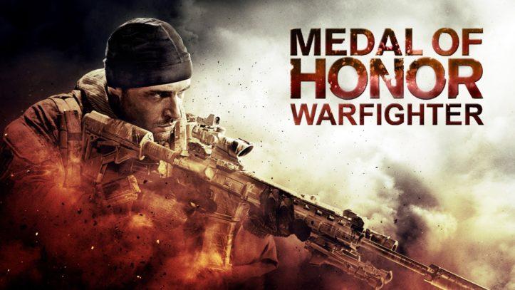 Medal of Honnor Warfighter