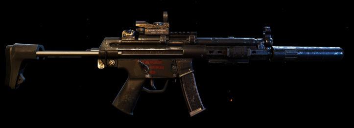 Tom Clancys Ghost Recon Wildlands MP5