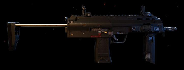 Tom Clancys Ghost Recon Wildlands MP7