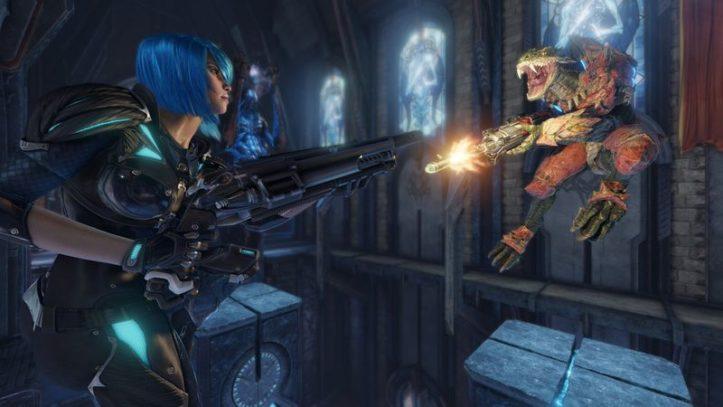 Quake Champions будет распространяться по модели free-to-play