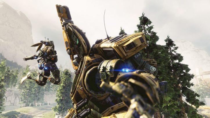 Ликбез по Титанам в Titanfall 2