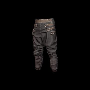 Baggy Pants (Black) : 7.50%