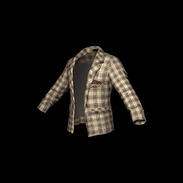 Checkered Jacket : 1.30%