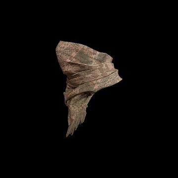 Cloth Mask (Checkered) : 0.01%