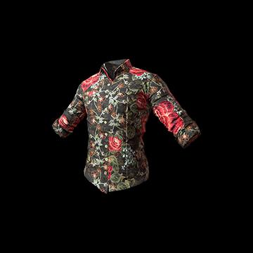 Floral Shirt (Black) : 0.05%