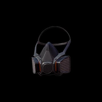 Gas Mask (Half) : 4.50%
