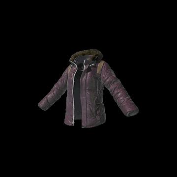 Padded Jacket (Purple) : 0.06%
