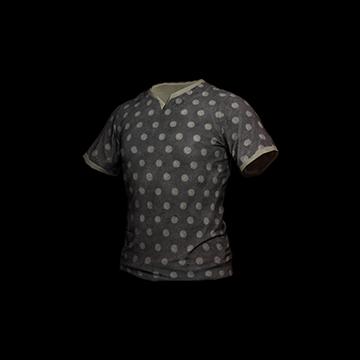Polka Dot T-shirt : 10.00%